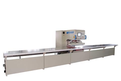 移動型 高週波塑膠熔接機