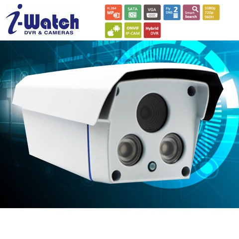 IW-A6046HD-HC HD AHD 720/960P 1.0/1.3MP IR Camera