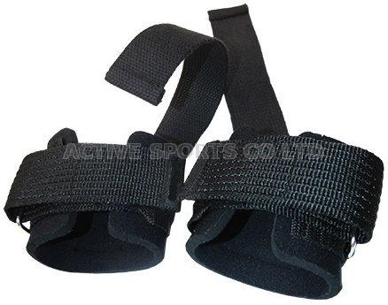 GRAVITY GRIP PRO WEIGHT LIFTING STRAPS WITH WRIST SUPPORTER