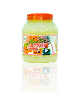 Litchi Jelly Topping
