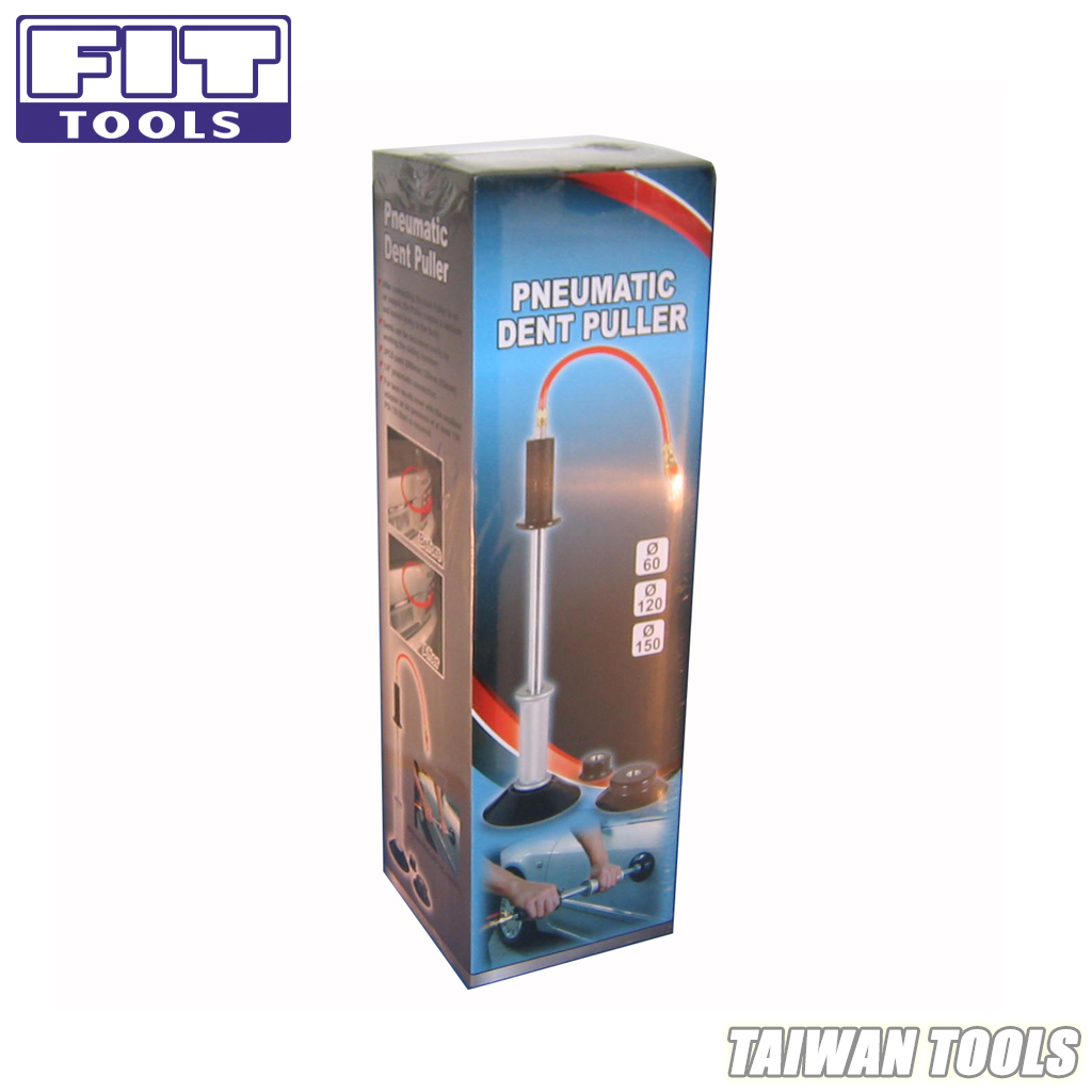 Taiwan 【FIT TOOLS】Auto Tools - Air Suction Dent Puller Tool Kit