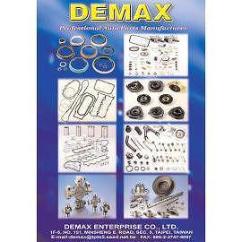 Taiwan Auto Parts & Truck Parts | DEMAX ENTERPRISE CO , LTD