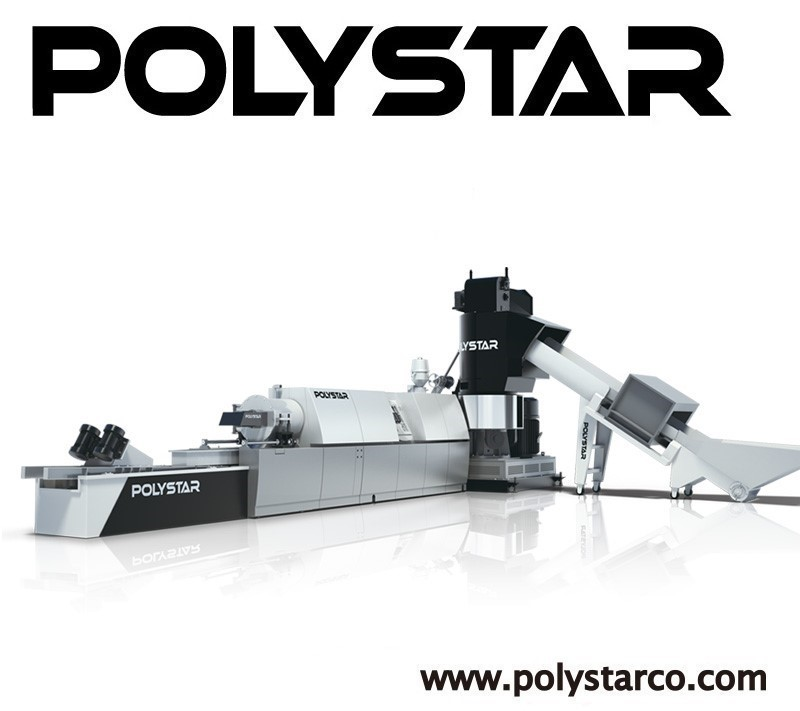 Taiwan Plastic Recycling Equipment Manufacturer | POLYSTAR MACHINERY