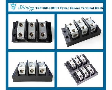 Taiwan Tgp 050 04bhh 600v 50 Amp 4 Way Industrial Power