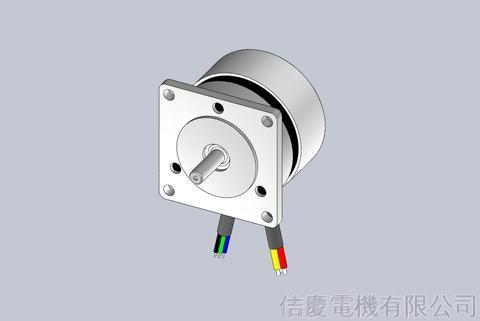 Brushless Motor (inner rotor) Φ57mm