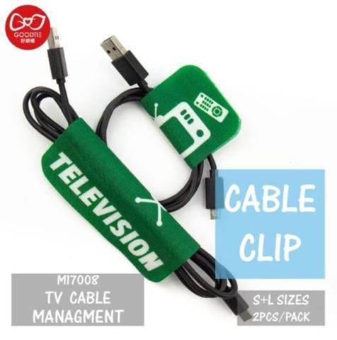 Cable Clip - TV cable Management