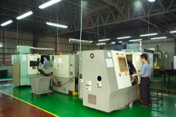 CNC turning facilities