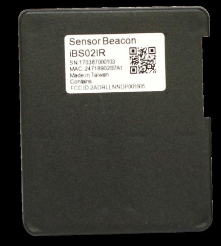 Taiwan BLE human detector sensor beacon tag for IoT | INGICS
