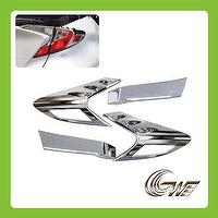 C-HR Tail Lamp Chrome Cover