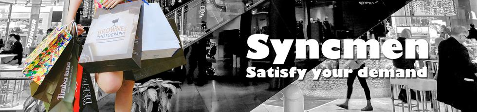 Syncmen Satisfy your demand