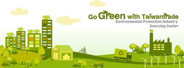 Go Green with Taiwantrade
