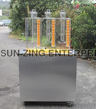 Taiwan 3 IN 1 SEMI AUTO LOTTERY BLOWER MACHINE | SUN ZING
