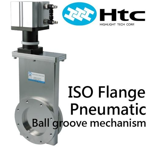 Taiwan Pneumatic Gate Valve with ISO Flange - Vacuum Gate Valve-GVB