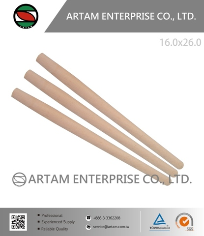 Wood Brush Handle-260mm