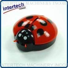 Red Ladybug Car Air Freshner