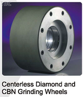 Centerless Diamond and CBN Grinding Wheels