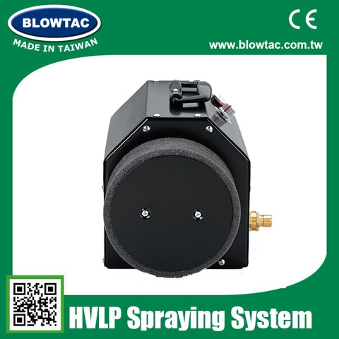 TB-200 hvlp wall spray painting system