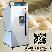 Ice water supply system