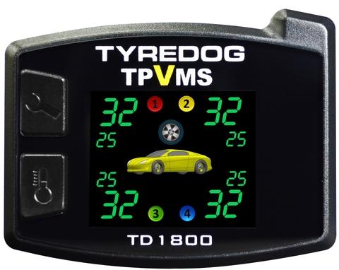 New type TPMS with vibration sensor