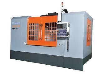 Vertical Machineing Center - E1400  (X/Y Linear Z-Box ways.)