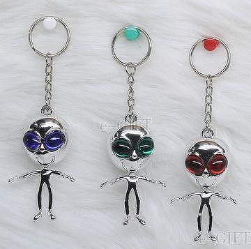 Luminous ET Alien Key Chain