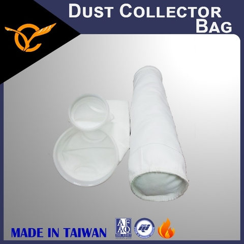 Surface Singeing PET Filter Bags