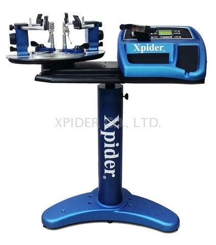 Tennis Stringing Machine >> Computerized Badminton Tennis Stringing Machine Xpider Co Ltd