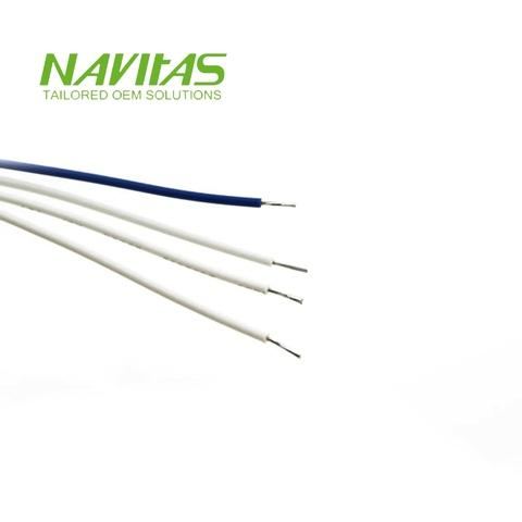Taiwan JST PHR 8pin Connector Custom LVDS Cable Assembly