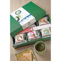Hebing rice cake,vegetarian dessert,chocolate,biscuit,12packs <gift-box>