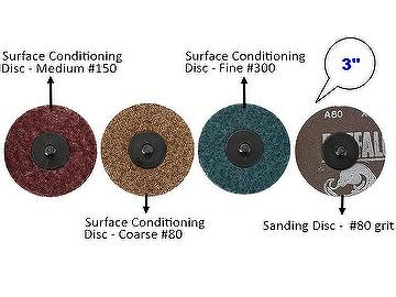 "3"" Surface Conditioning Disc"