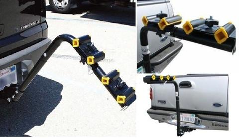HITCH MOUNT BICYCLE CARRIER RACK