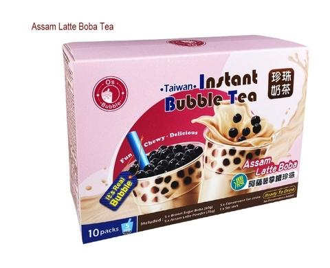 Taiwan No 1 Instant Bubble / Instant Tapioca Boba Pearl (Assam Latte Flavor)