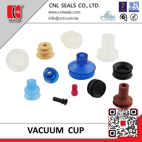 Rubber Suction Cup 1.5 bellows type