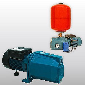 Convertible Well Jet Pumps