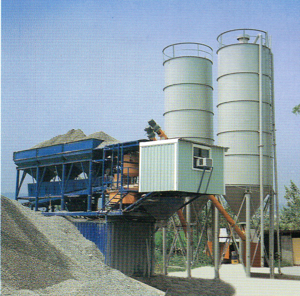 ConTop Mobile Concrete Batching Plant