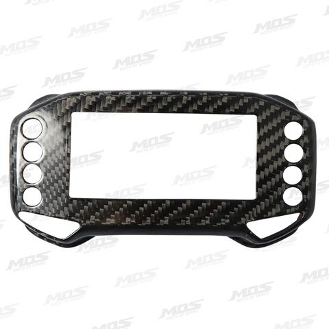 MOS Carbon Fiber Instrument Cluster Cover For Suzuki GSX-S150 GSX-S125 (2017-2018)