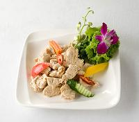 Vegetarian diced chicken meat, Prepared Food