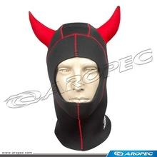 3mm dive hood,Bull, Cute Hood, Fun