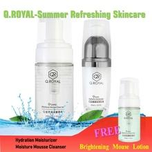 Q.QUEEN-Summer Refreshing Skincare SET
