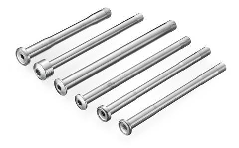 12mm Thru Axle, Maxle, Rear
