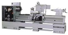 Heavy-Duty Universal Lathe Machine with 3-Point Support