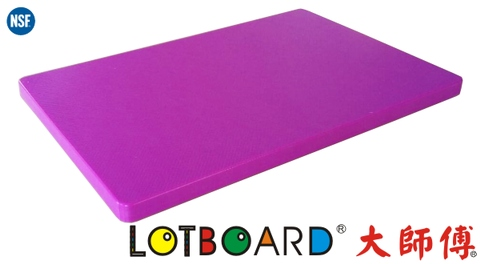 NSF Certified Commercial Plastic Cutting Chopping Boards