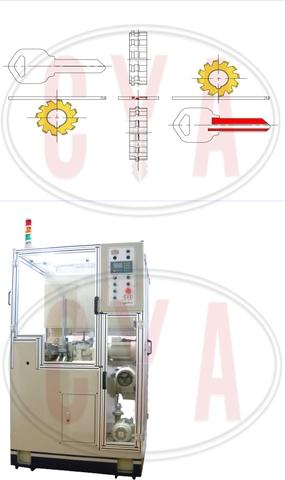 Automatic Keyway Milling Machine,Manufacturer- CHIEH YUNG