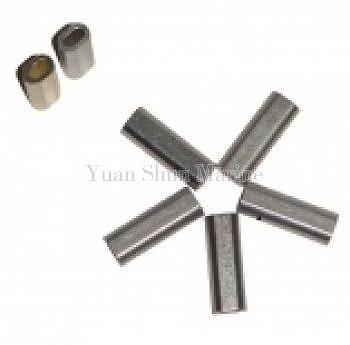 Aluminum Sleeve,oval type crimp,ali crimps, ferrule,terminal tackle