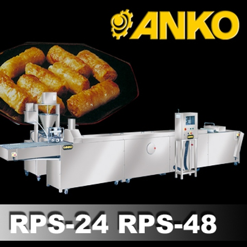 ANKO Vietnamese Rice Paper Spring Roll Machine