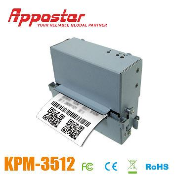 Appostar Printer Module KPM3512 Front View