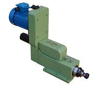 NC Servo type drilling tapping spindle, Drilling Spindle, Tapping Spindle