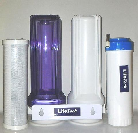 Non-Electric Double Stage Home filtration, Model-L