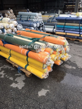ARTIFICIAL LEATHER PVC STOCK