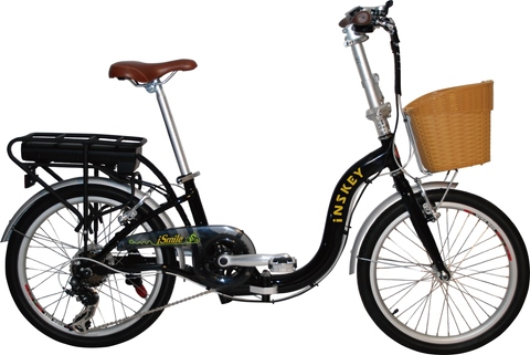 INSKEY Folding EBike EUB-20F Made in Taiwan